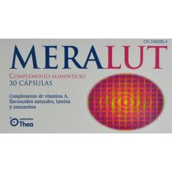 MERALUT 30 CÁPSULAS LABORATORIOS THEA