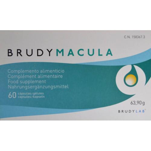 BRUDYMACULA 60 CÁPSULAS BRUDYLAB