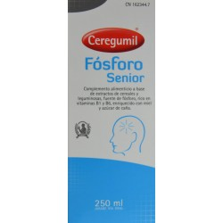 FÓSFORO SENIOR 250 ML CEREGUMIL