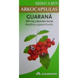 GUARANÁ ARKOCAPSULAS 50 CÁPSULAS ARKOPHARMA