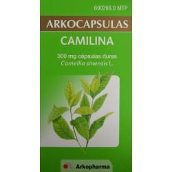CAMILINA 200 CÁPS ARKOCAPSULAS ARKOPHARMA