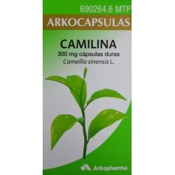 CAMILINA 50 CÁPS ARKOCAPSULAS ARKOPHARMA