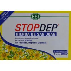 STOPDEP HIERBA DE SAN JUAN 30 NATURCAPS RETARD ESI