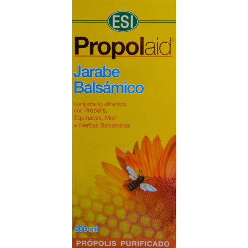 JARABE BALSÁMICO PROPOLAID 200 ML ESI