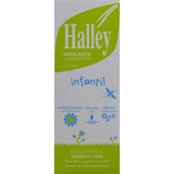 LOCIÓN REPELENTE DE INSECTOS INFANTIL 100 ML HALLEY