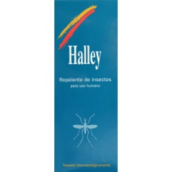 REPELENTE DE INSECTOS 100 ML HALLEY