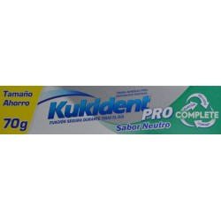 KUKIDENT PRO COMPLETE SABOR NEUTRO 70 G PROCTER & GAMBLE PORTUGAL