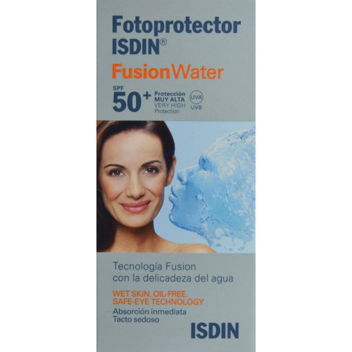 FOTOPROTECTOR FUSION WATER SPF 50+ 50 ML ISDIN