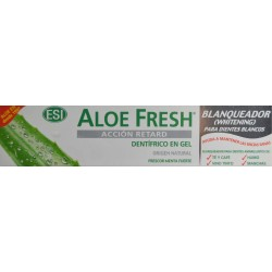 DENTÍFRICO EN GEL ACCIÓN RETARD ALOE FRESH 100 ML ESI