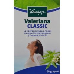 VALERIANA CLASSIC 60 GRAGEAS KNEIPP