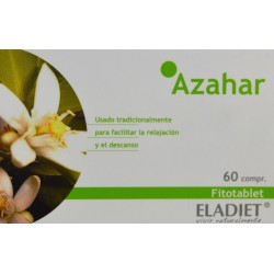 AZAHAR FITOTABLET 60 COMPRIMIDOS ELADIET