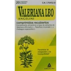 VALERIANA LEO 20 COMPRIMIDOS ANGELINI