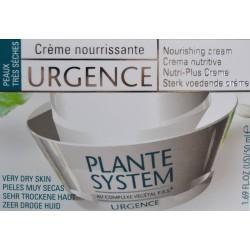 CREMA NUTRITIVA URGENCE 50 ML PLANTE SYSTEM