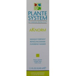 MASCARILLA PURIFICANT AKNORM 40 ML PLANTE SYSTEM