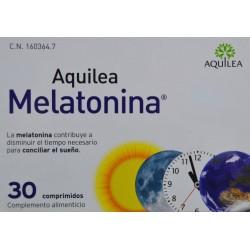 MELATONINA 30 COMPRIMIDOS AQUILEA
