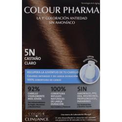 5 N CASTAÑO CLARO COLORACIÓN ANTIEDAD COLOUR PHARMA