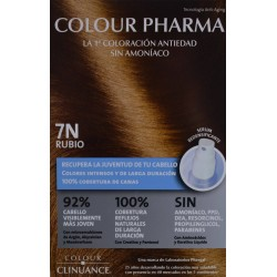 7 N RUBIO COLORACIÓN ANTIEDAD COLOUR PHARMA
