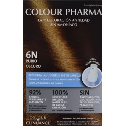 6 N RUBIO OSCURO COLORACIÓN ANTIEDAD COLOUR PHARMA