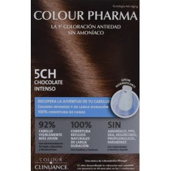 5 CH CHOCOLATE INTENSO COLORACIÓN ANTIEDAD COLOUR PHARMA