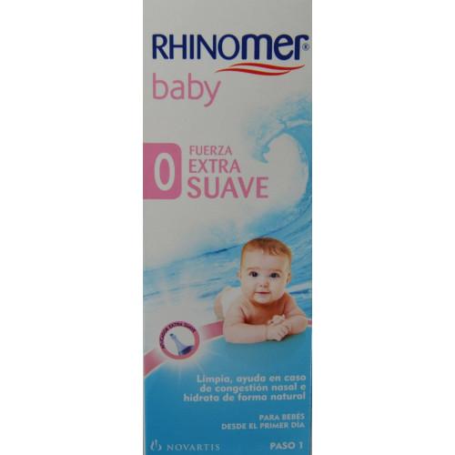 RHINOMER BABY 0 FUERZA EXTRA SUAVE NOVARTIS