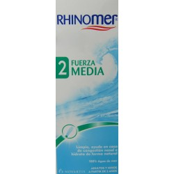 RHINOMER 2 FUERZA MEDIA 135 ML NOVARTIS