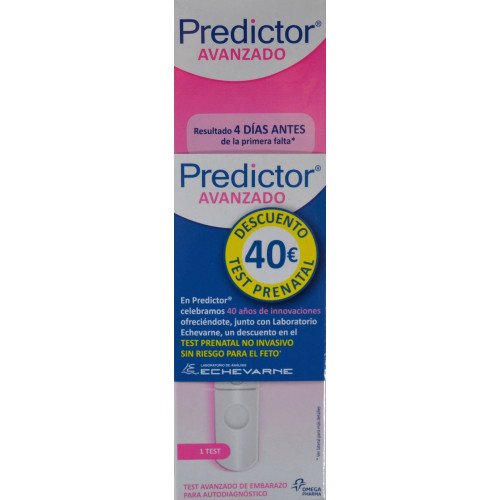 PREDICTOR AVANZADO OMEGA PHARMA