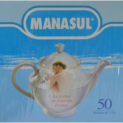 INFUSIONES MANASUL CLASSIC 50 BOLSITAS