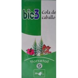 INFUSIONES COLA DE CABALLO 25 BOLSITAS BIO 3