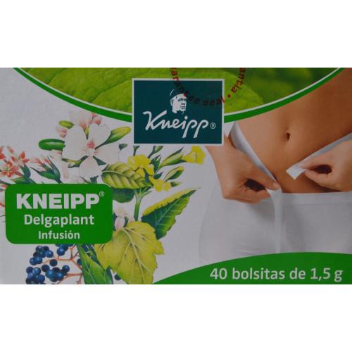INFUSIONES DELGAPLANT 40 BOLSITAS KNEIPP