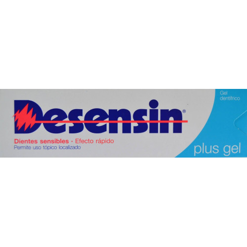 DESENSIN PLUS GEL DIENTES SENSIBLES 75 ML DENTAID