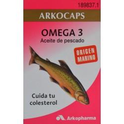 OMEGA 3 ACEITE DE PESCADO 100 PERLAS ARKOPHARMA