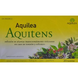 AQUITENS 20 BOLSITAS AQUILEA