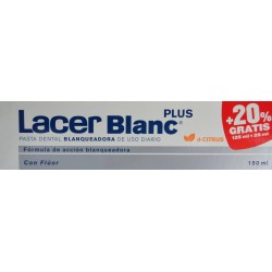 PASTA DENTAL BLANQUEADORA D-CITRUS 150 ML LACER BLANC
