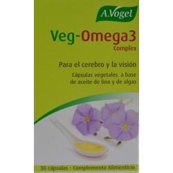 VEG - OMEGA 3 COMPLEX 30 CÁPSULAS A. VOGEL