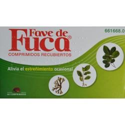 FAVE DE FUCA 40 COMPRIMIDOS RECUBIERTOS AQUILEA