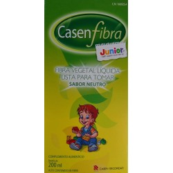 CASENFIBRA JUNIOR 200 ML CASEN RECORDATI