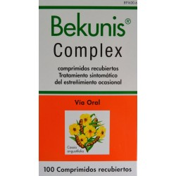 BEKUNIS COMPLEX 100 COMPRIMIDOS DIAFARM