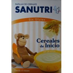 CEREALES DE INICIO SANUTRI