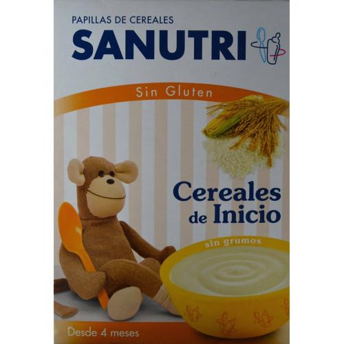 CEREALES DE INICIO 600 G (2 X 300 G) SANUTRI