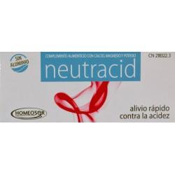 NEUTRACID 40 COMPRIMIDOS HOMEOSOR
