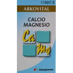 CALCIO MAGNESIO 45 CÁPSULAS ARKOPHARMA