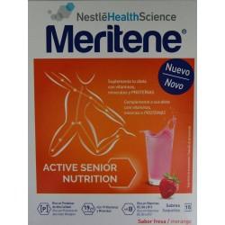 MERITENE SABOR FRESA 15 SOBRES NESTLÉ HEALTH SCIENCE