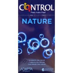 NATURE 6 PRESERVATIVOS CONTROL