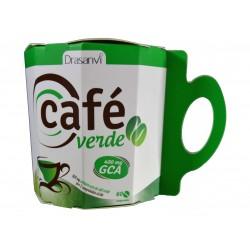 CAFÉ VERDE 60 COMPRIMIDOS DRASANVI