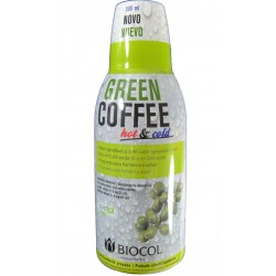 GREEN COFFEE 500 ML BIOCOL