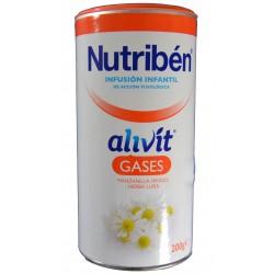 ALIVIT GASES 200 G NUTRIBÉN