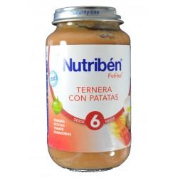 TERNERA CON PATATAS 250 G NUTRIBÉN