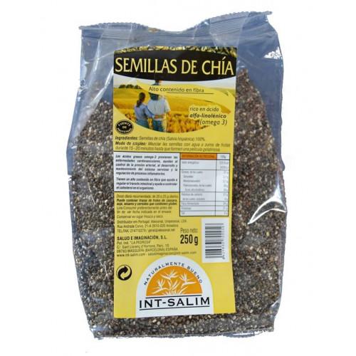 SEMILLAS DE CHÍA 250 G INT - SALIM