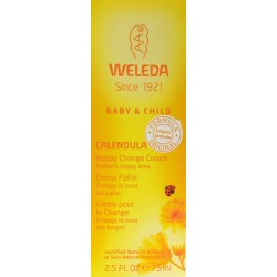 CREMA PAÑAL CALENDULA BABY & CHILD 75 ML WELEDA