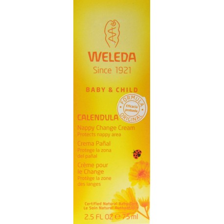 CREMA PAÑAL BABY & CHILD WELEDA